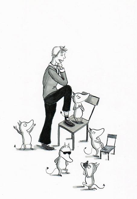 L'orgueil, par Nathalie Sacré